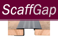 ScaffGap - The Scaffold Platform Gap Bridging System